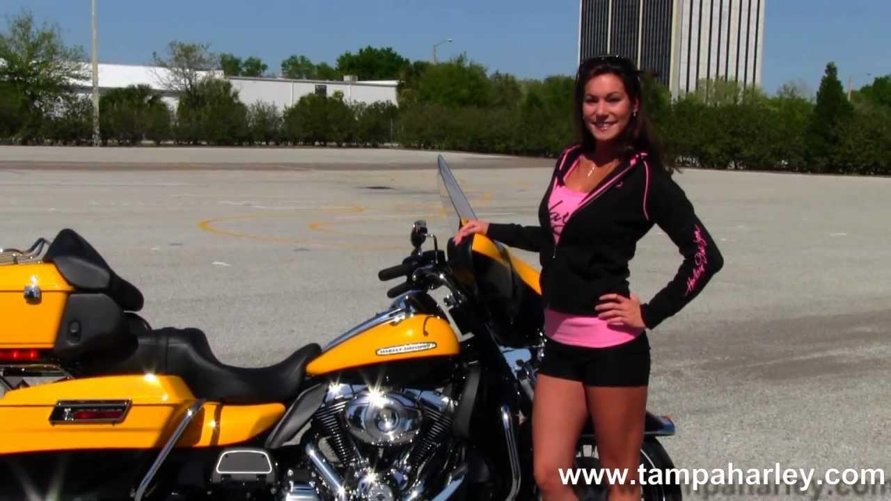 Yellow Harley Davidson For Sale