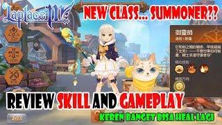 Laplace M. NEW CLASS THE SUMMONER?? REVIEW ALL SKILL & GAMEPLAY #Keren Banget Bero