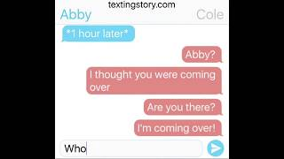 The Most Saddest Texting Story Ever/will Make You Cry