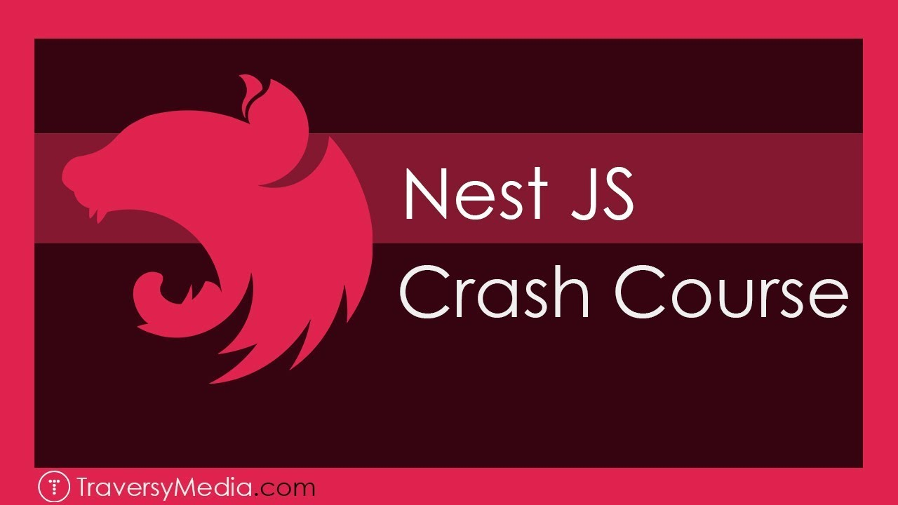 NestJS Crash Course