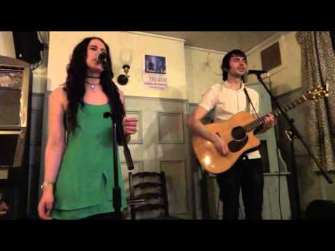 City of angels Red Hot Chilli Peppers acoustic cover