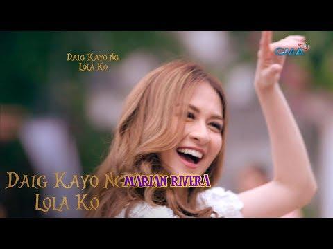 Daig Kayo Ng Lola Ko Teaser Ep. 52: Marian Rivera returns in 'Daig Kayo Ng Lola Ko'