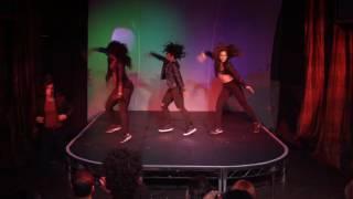 Club Jeté Performance || October 2016