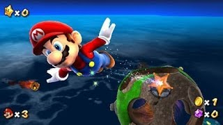 Super Mario Galaxy Full Walkthrough/Gameplay Wii HD 1080p Part 1 of 9