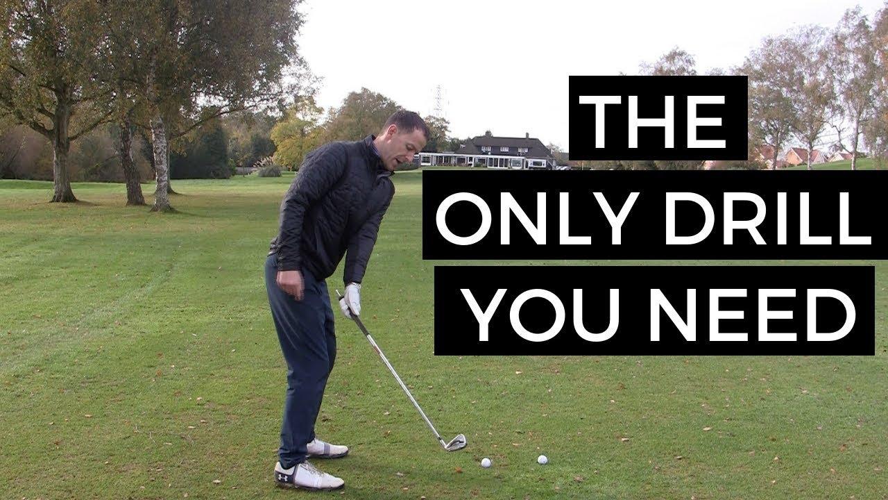 Perfect Golf Backswing – Develops a Powerful Swing