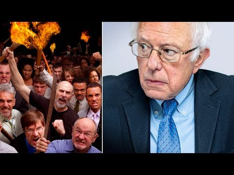 Desperate Attempts to Smear Bernie Sanders Are So Dumb They're Comical