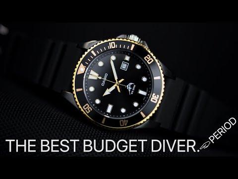 Best Budget Diver! The Casio Duro Gold