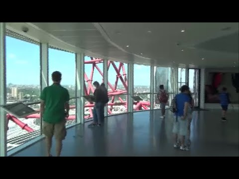Arcelormittal Orbit & Slide - Complete Experience
