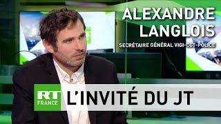 Suicide de Maggy Biskupski : Alexandre Langlois témoigne du mal-être policier