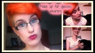 Video Makeup for glasses wearers download MP3, 3GP, MP4, WEBM, AVI, FLV Juli 2018
