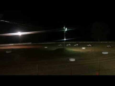 Sprint Car Feature Part 3/3  Chandler Motor Speedway