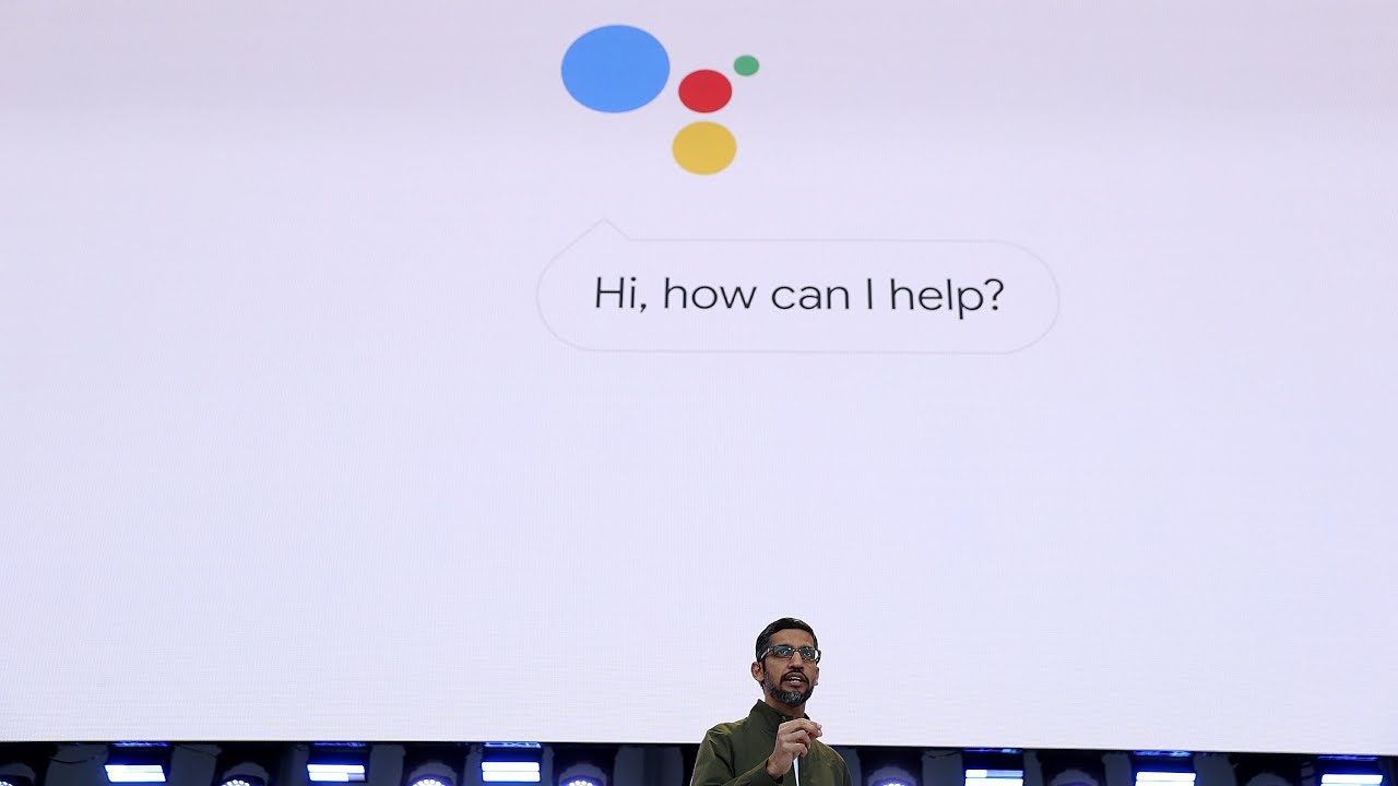 Hear Google's virtual assistant mimic a human voice to book an appointment  by phone – video