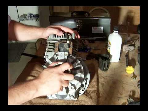 20 Tecumseh LV195EA - Ignition Gapping and test for spark - YouTube