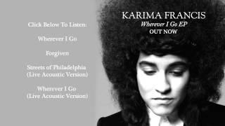 Karima Francis - Wherever I Go EP (Sampler)