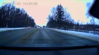 видеорегистратор Blackview MD X2 DUAL День пасмурно