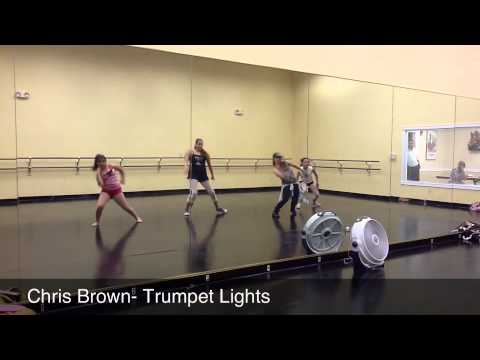Chris Brown- Trumpet Lights