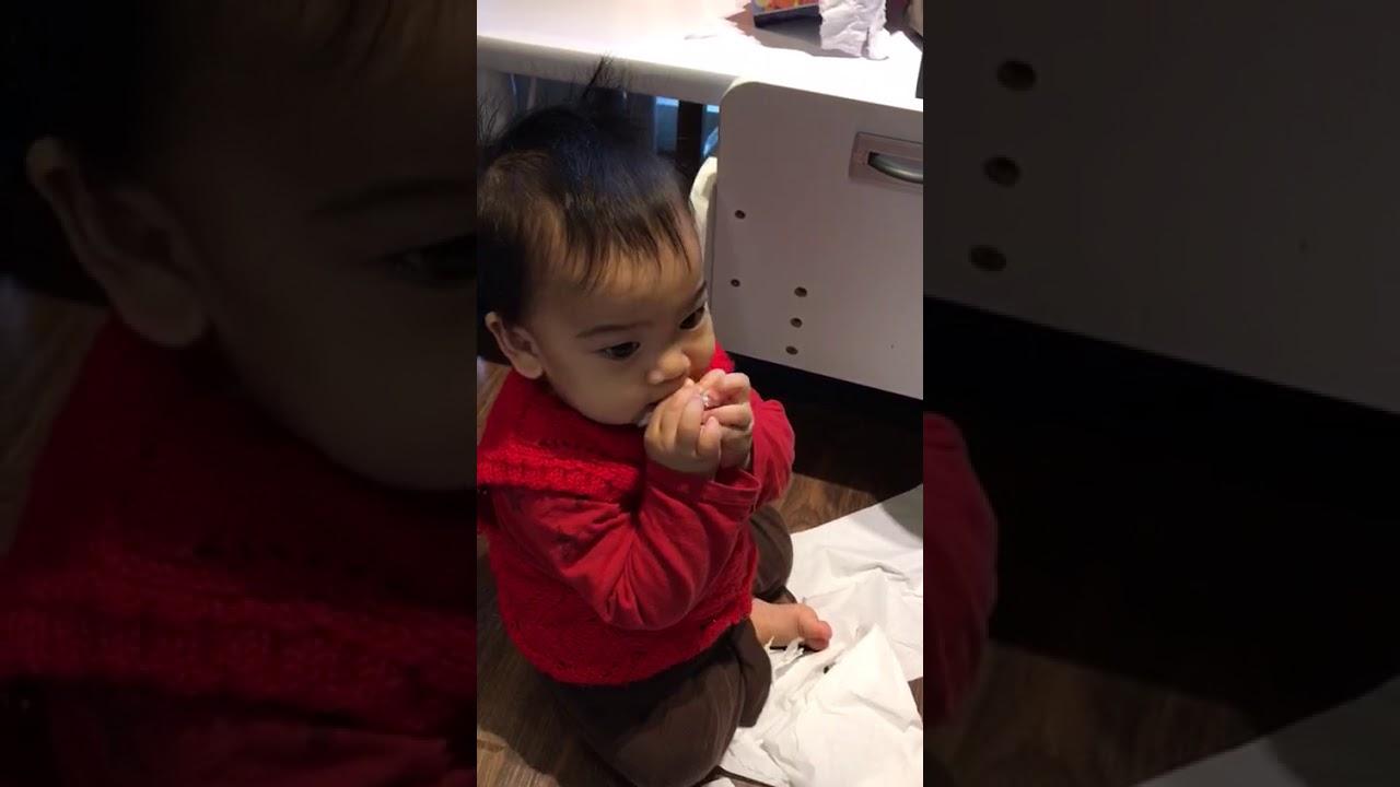 寶寶手語/嬰兒手語 - 沒了 - YouTube