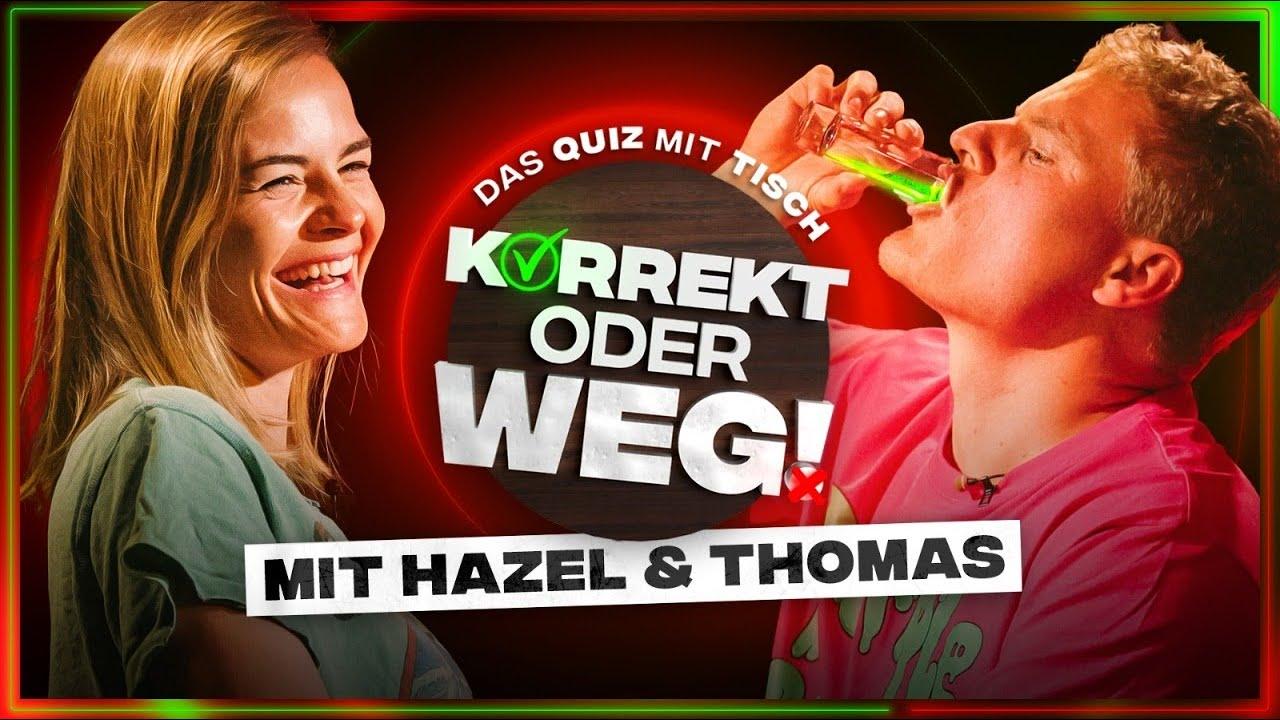 Download KORREKT oder WEG! (mit Hazel Brugger & Thomas Spitzer)