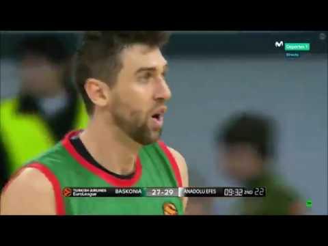 Andrea Bargnani - 26 points vs Anadolu Efes