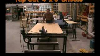 Table Saw And Router Guide