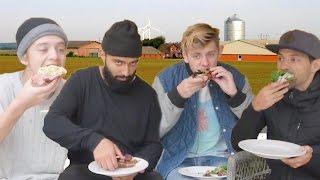 """Dansker mad"" - Med Adam og Noah!"