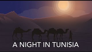 A Night In Tunisia (Gillespie) Backing track + score for Bb instruments