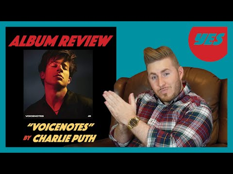 """Voicenotes"" By Charlie Puth - Album Review 