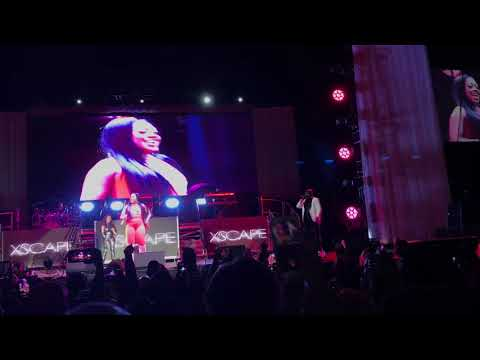 Trick Daddy & Trina Perform At The Great Xscape Tour In Miami