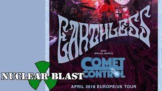 Video EARTHLESS - Spring 2018 European Tour (OFFICIAL TRAILER) download MP3, 3GP, MP4, WEBM, AVI, FLV Juni 2018