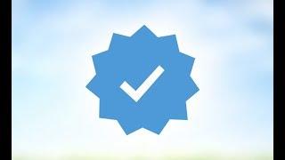 Верификация страницы Вконтакте галочка баг 2017