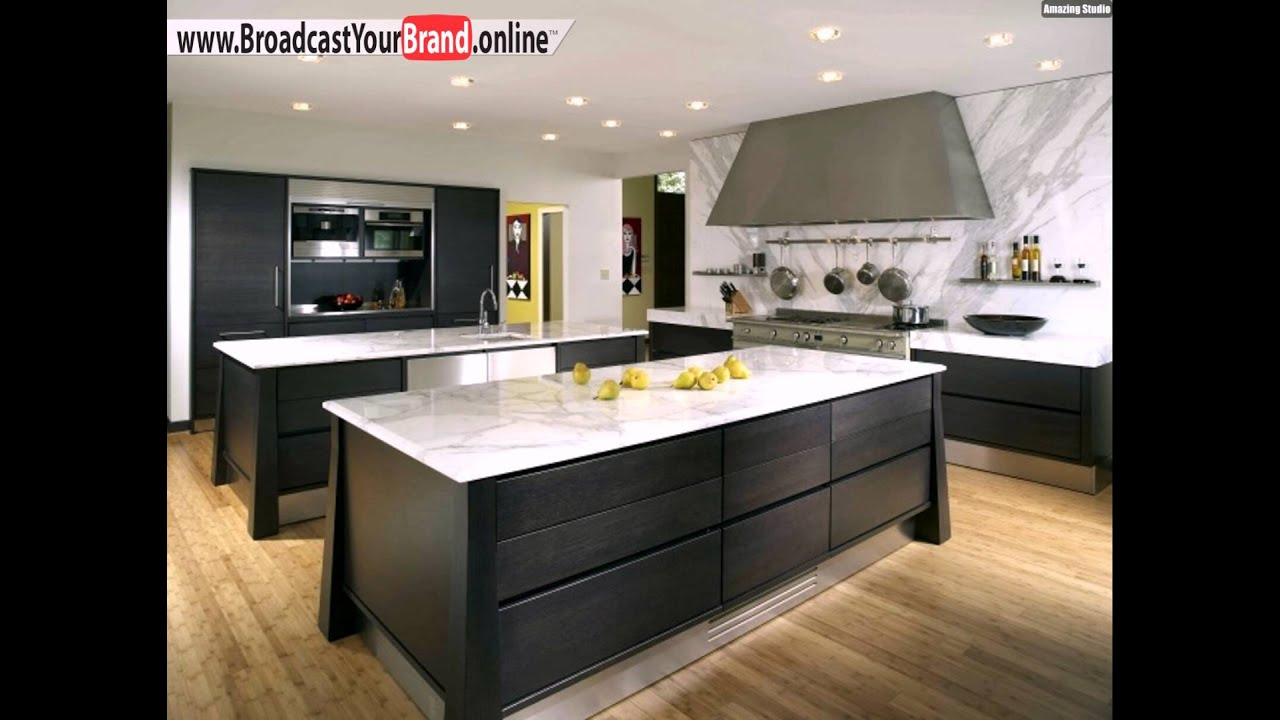 wand k chenplatte ideen k cheninsel designs marmor youtube. Black Bedroom Furniture Sets. Home Design Ideas