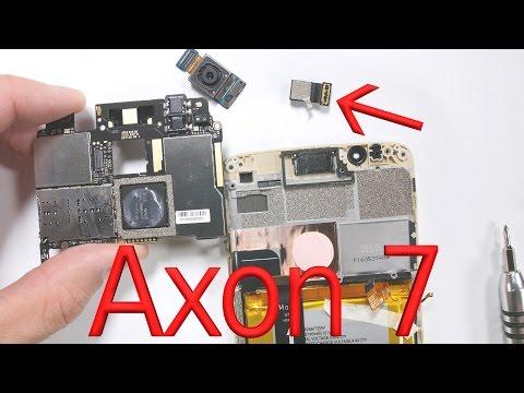Axon 7 Teardown - Screen Repair, Battery Replacement, Charging Port Fix