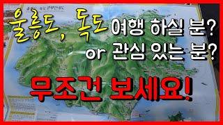 울릉도, 독도여행 싸게 여행하는 꿀팁 방출(경비+일정)…