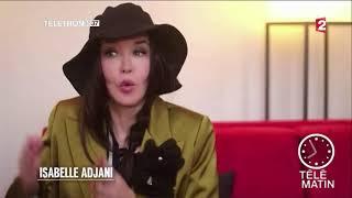 Isabelle Adjani dit tout sur sa métamorphose