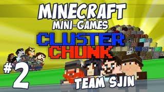 Minecraft Cluster Chunk - Team Sjin #2