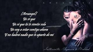 Arcangel - Sola Ft. De La Ghetto Letra (original)