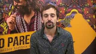 Julio Andrade convida para a estreia de NÃO PARE NA PISTA - 14 de agosto nos cinemas!