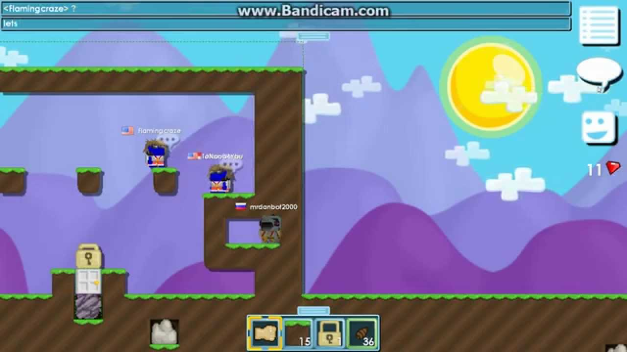 how to make blueberry in growtopia