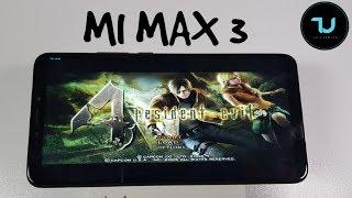 Xiaomi Mi Max 3 Dolphin test/Gamecube games/Snapdragon 636/Adreno 509/