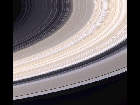 Saturn, its Rings and Moons - Professor Carolin Crawford