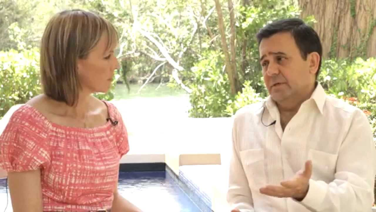 Hub Culture Interview with Minister Ildefonso Guajardo, Secretario de Economia