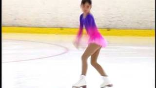 Figure Skating ISI Freestyle 5 Technical