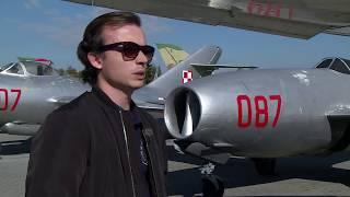 Magazyn Wojskowy (Telewizja Republika) odc. 6 - liceum lotnicze i Muzeum Sił Powietrznych