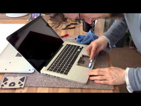 Let's Fix Computers Ep.14 – Trackpad Cleaning
