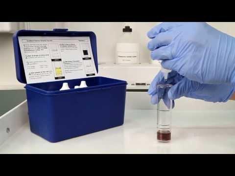 Acidified Sodium Chlorite Test Kit - TK4550-Z