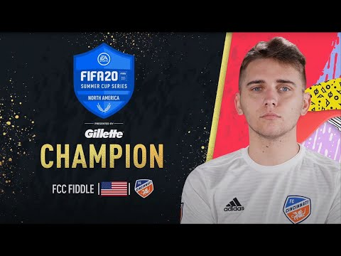 FCC Fiddle – FIFA 20 Summer Cup Series North America Champion Journey