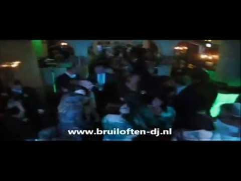 discoshow, disco show dj bruiloften