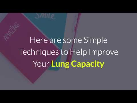 Tips for Regaining Your Lung Capacity