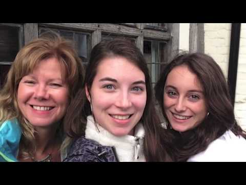 Laeticia and Angela's Summer 2:1 - Living Learning English Home Tuition