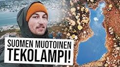 Suomen muotoinen lampi! - Ruskareissu #1